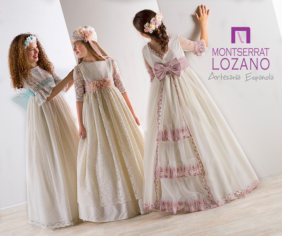 Moda Española  Montserrat Lozano 2020
